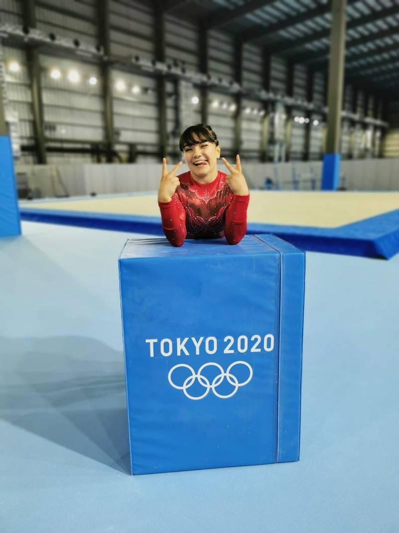 """Alexa Moreno: """"Me quedo tranquila con mi participación en Tokio 2020"""""""
