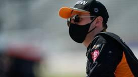 Pato O' Ward ilusiona al probar el asiento de McLaren de Fórmula 1