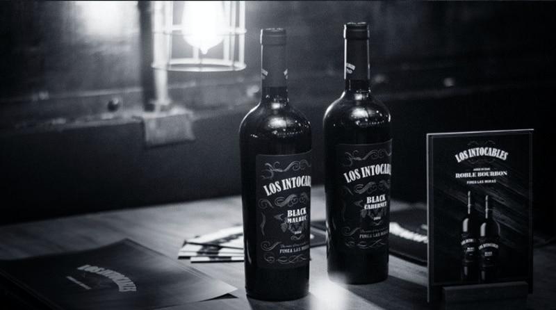 Finca Las Moras crea el primer vino añejado en barricas de Roble Bourbon