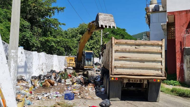 Basura Acapulco