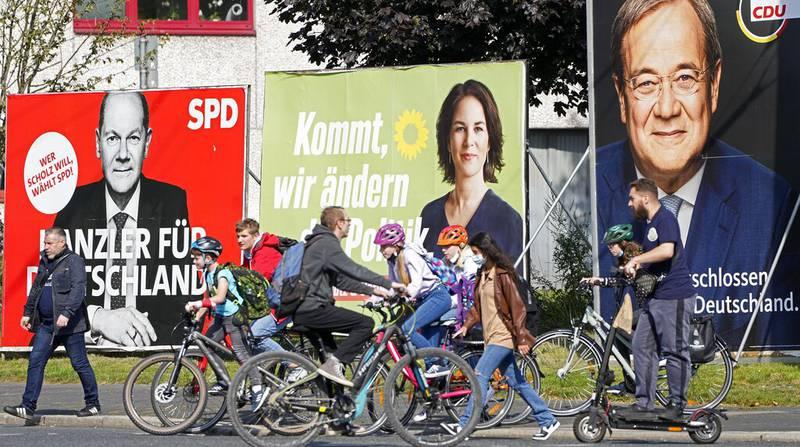 Empate elecciones en Alemania