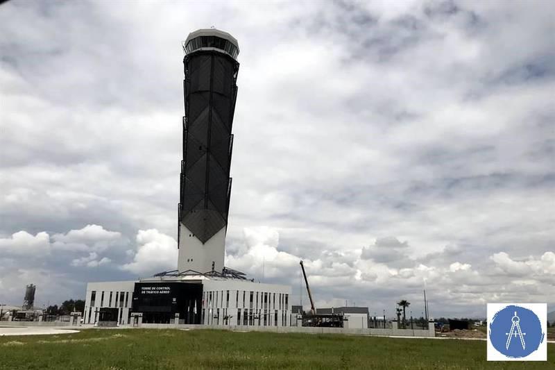 Torre de control Santa Lucía