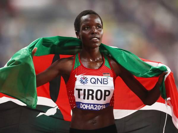 Esposo de atleta Agnes Jebet Tirop confiesa haberla asesinado