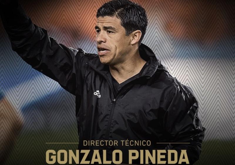 Gonzalo Pineda   @VamosATLUTD