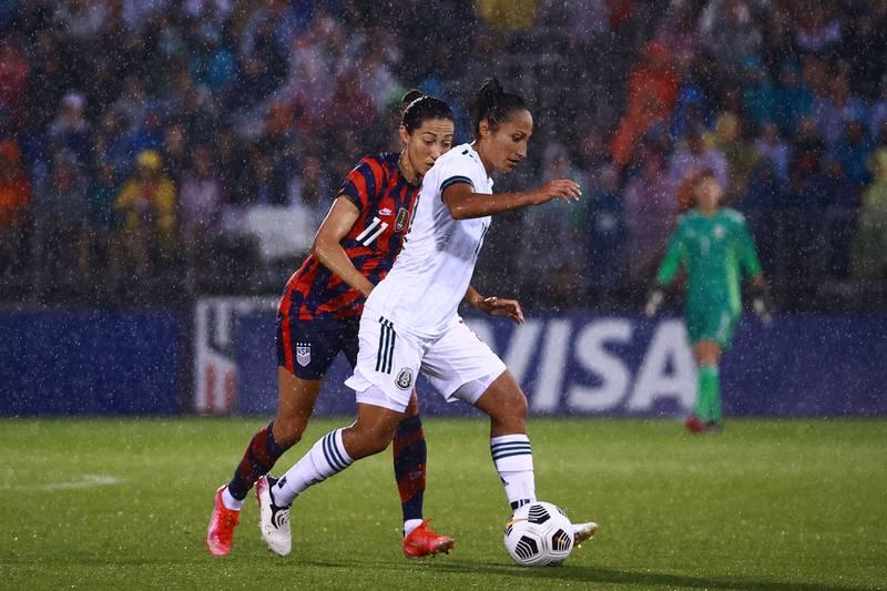 La Concacaf crea la Copa Oro Femenil