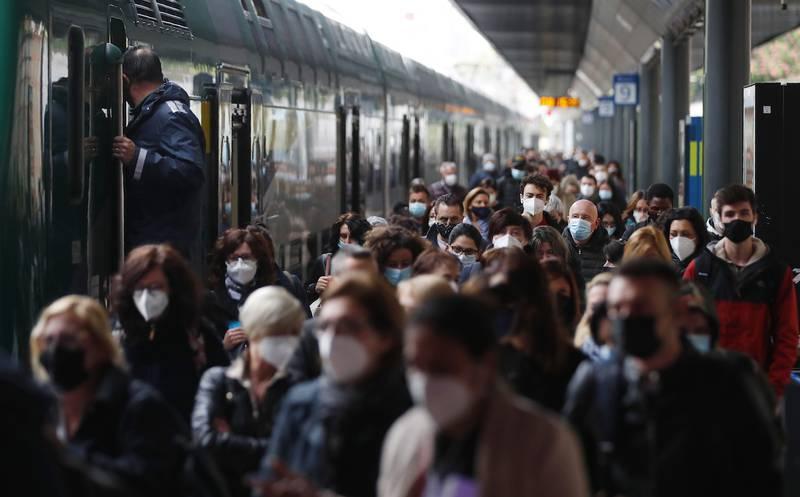 Italia: Certificado Covid para escuelas, transporte y restaurantes