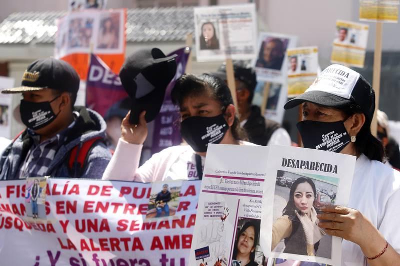 Aumenta 34% desaparición de niñas, adolescentes y mujeres