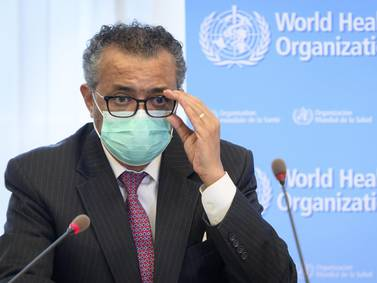 """""""Que envíe a sus expertos"""", la respuesta de Tedros Adhanom a AMLO"""