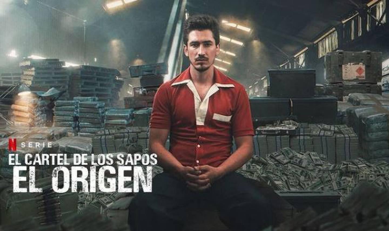 """Juan Pablo Urrego el actor de Leonardo Villegas en """"El Cartel de los sapos"""""""