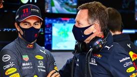 Jefe de Red Bull elogia al Checo Pérez