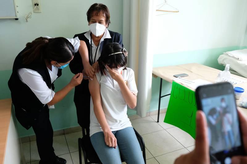 Habilitarán registro para vacunación de menores con comorbilidades