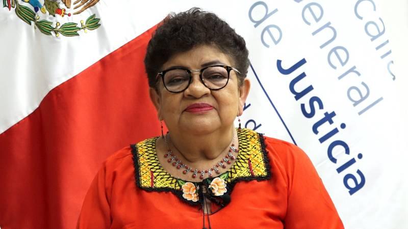 Ernestina Godoy, titular de la Fiscalía capitalina.