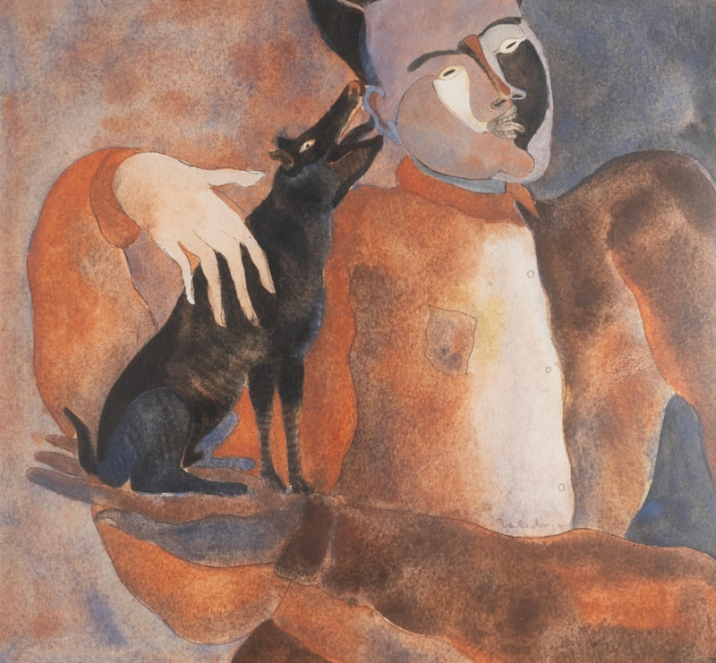 """Así fue el arte multifacéticode Francisco Toledo, el """"brujo"""" de Juchitán"""