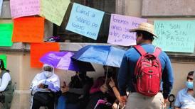 Maestros de Michoacán piden cárcel para Silvano Aureoles por incumplir con sus salarios