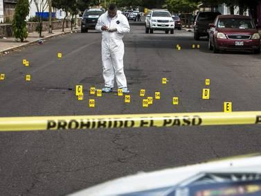 Preocupa aumento de ejecuciones y muertes por accidente en Yucatán