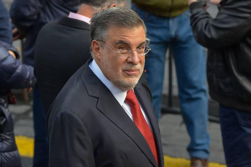 Julio Scherer Ibarra fue Consejero Jurídico de la Presidencia de la República