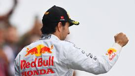 Checo Pérez consigue podio en el Gran Premio de Turquía