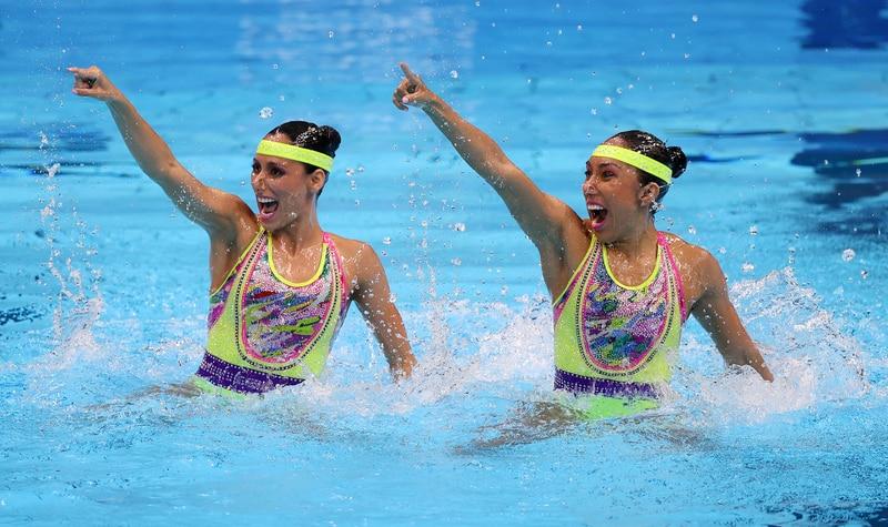 Nuria Diosdado y Joana Jiménez | Getty Images