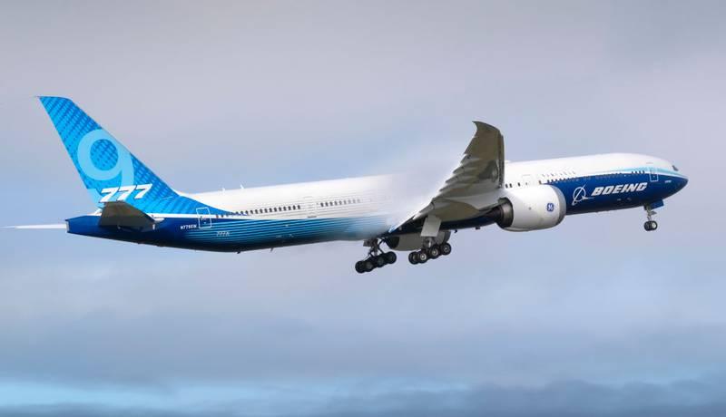 vuelo avión internacional
