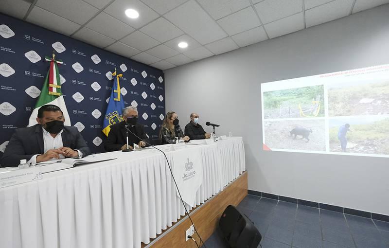 El Fiscal afirmó que se trabaja para poder atender la sobredemanda de investigaciones de personas desaparecidas en la entidad.