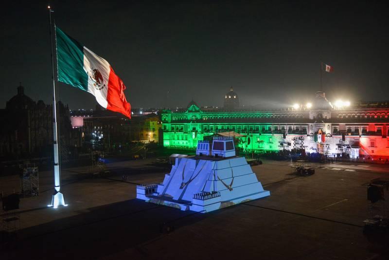 Consumación de la Independencia de México.