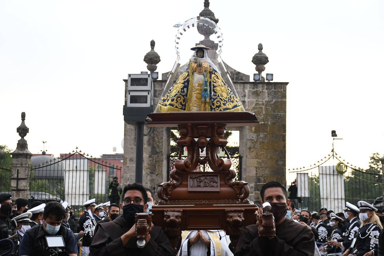 Para evitar aglomeraciones, no se informará el recorrido que tendrá la imagen religiosa de Guadalajara a Zapopan.