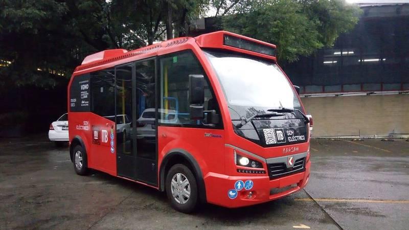 Metrobusito CDMX