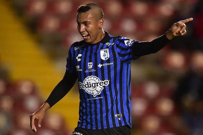 El joven de 17 años, Jesús Hernández, fue tomado en cuenta para aparecer en la lista de los futbolistas nacidos en 2004 que podría tener un gran futuro